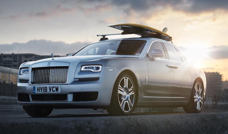 LOL: Rolls-Royce denkt dat klanten surfen