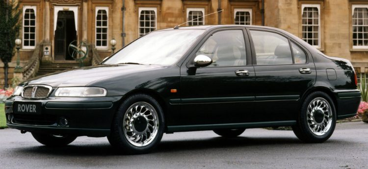 Rover 425 V6 Limited Edition