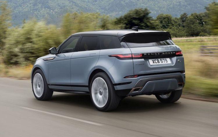 Hier, de prijs van de nieuwe Range Rover Evoque