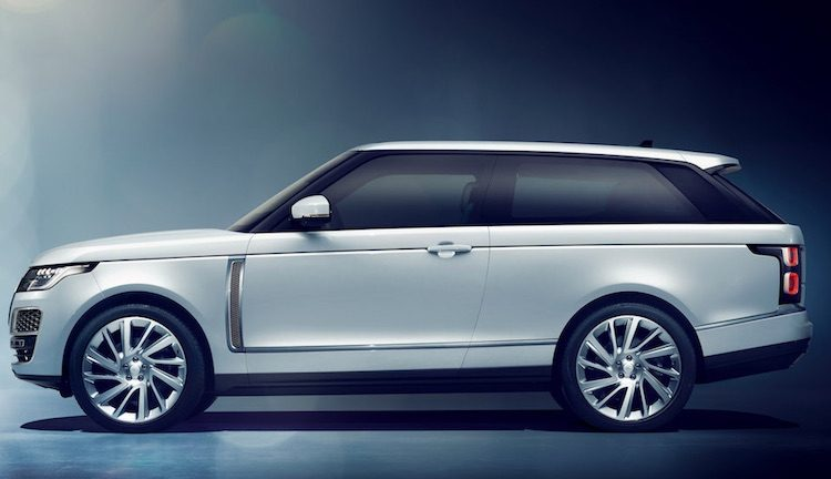 Range Rover SV Coupé is officieel (de duurste)