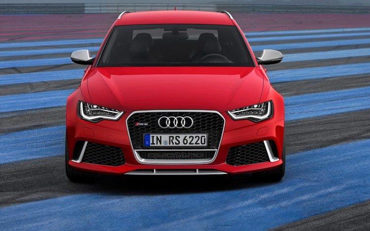 De nieuwe Audi RS 6 Avant wordt een beest