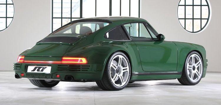 Ruf SCR is de puristen-Porsche die je moet hebben