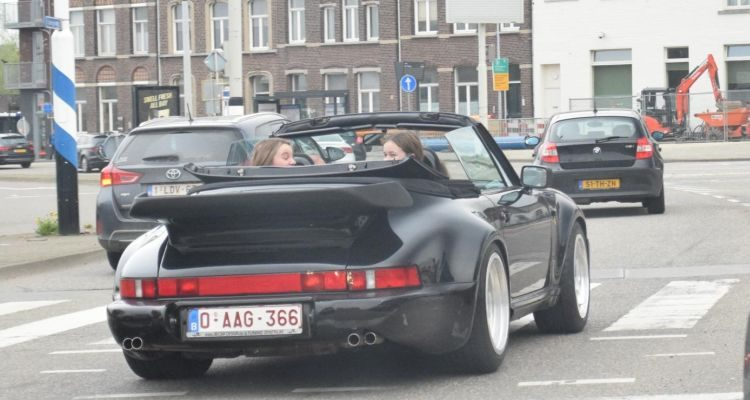 RUF Turbo Cabrio