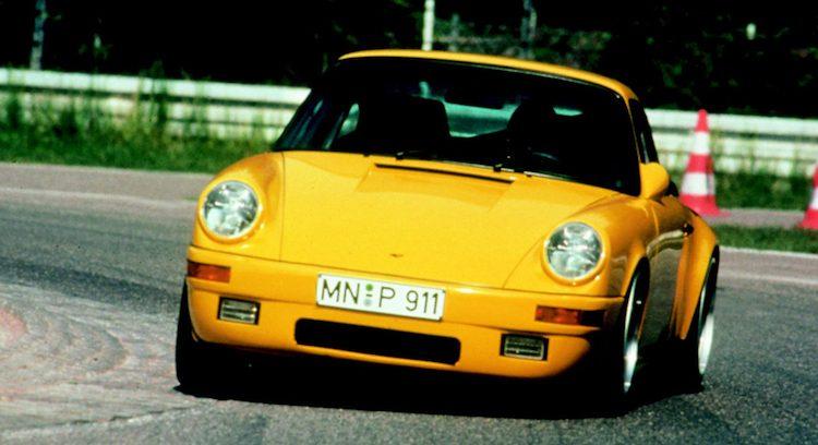Complot? Duitse bankiers adviseren Porsche 911 als investering