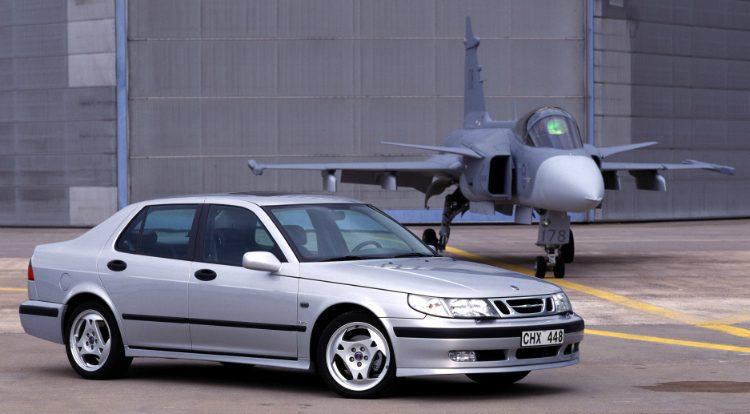 Saab 9-5 Aero '99