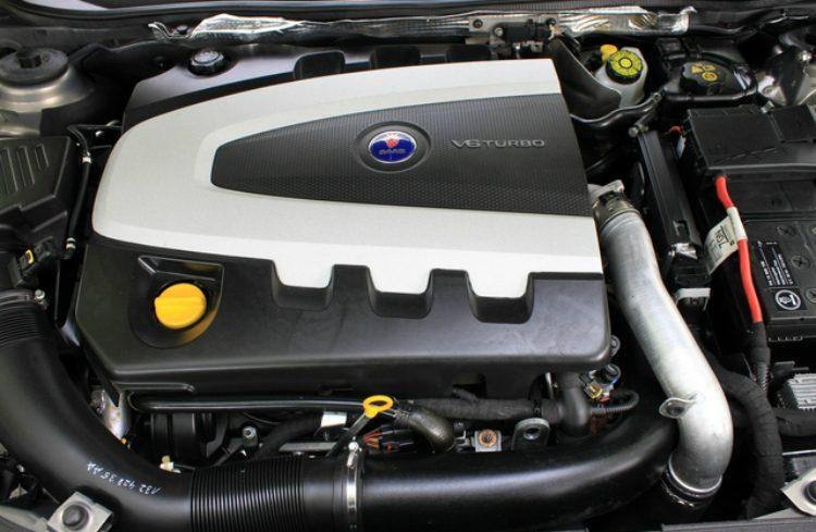 Saab 9-5 V6 TiD '10