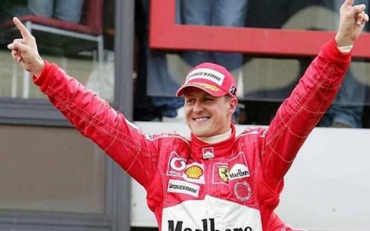 Schumacher krijgt voor 50ste verjaardag officiële app