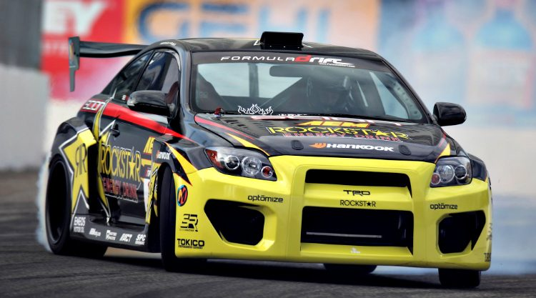Scion tC drift car by RSR '10
