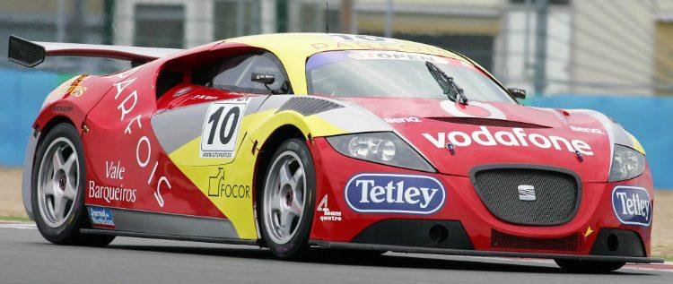 Seat Cupra GT '03