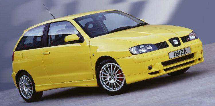 Seat Ibiza Cupra R (6K2) '01