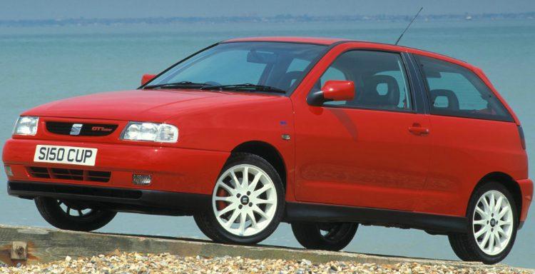 Seat Ibiza Cupra '96