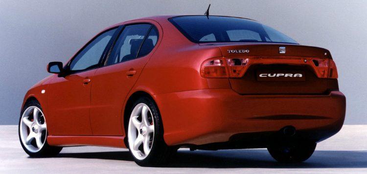 Seat Toledo Cupra Concept (1M) '99