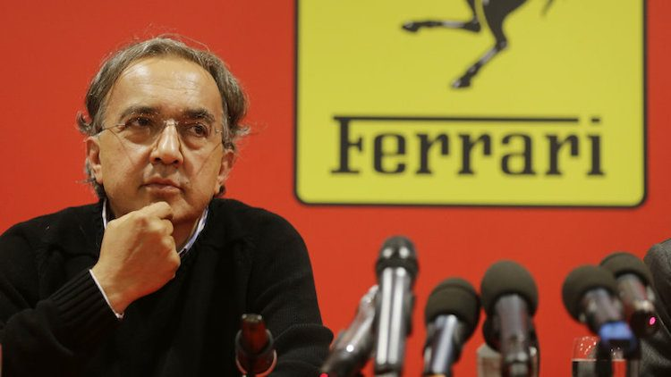 'Sergio Marchionne in coma, geen kans op herstel