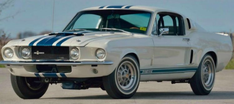 Shelby Mustang GT500 Super Snake '69