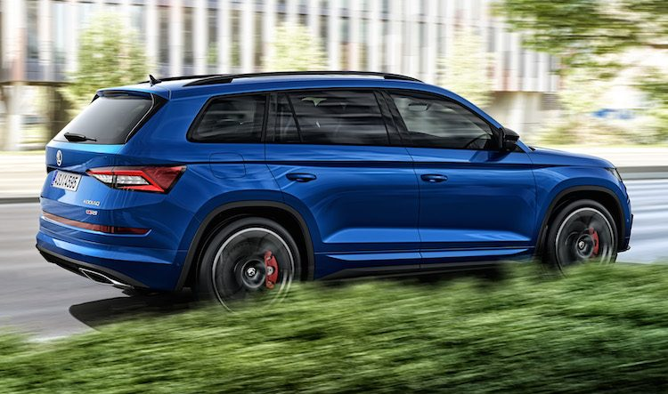 Officieel: dit is de Skoda Kodiaq RS [update]