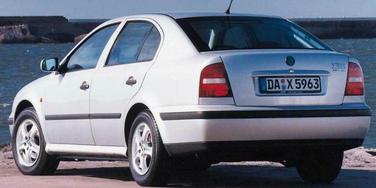 Skoda Octavia (1U) '97