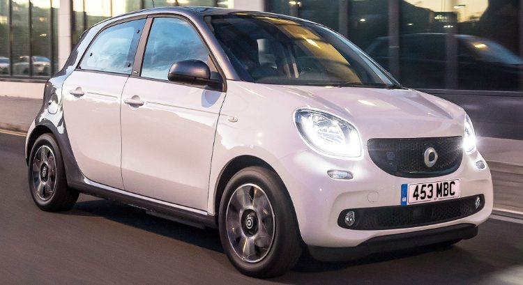Smart ForFour EQ (W453) '18