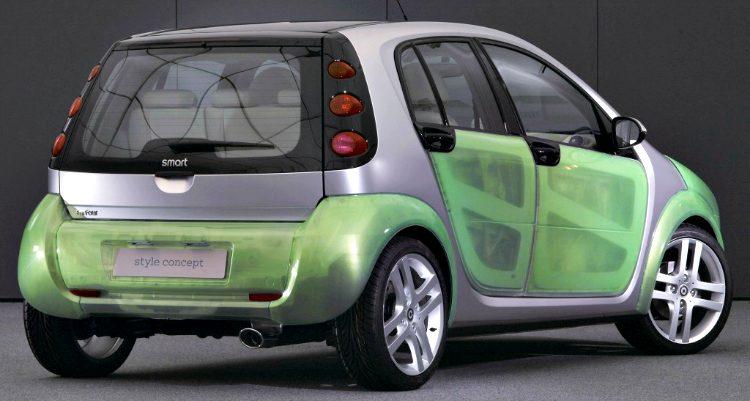 Smart For Four Concept '05