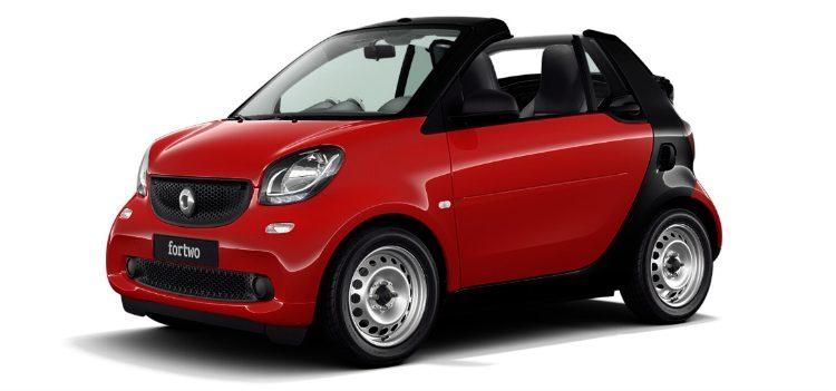 Smart ForTwo Cabrio (453) '18