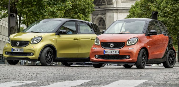 Smart FourFour ForTwo
