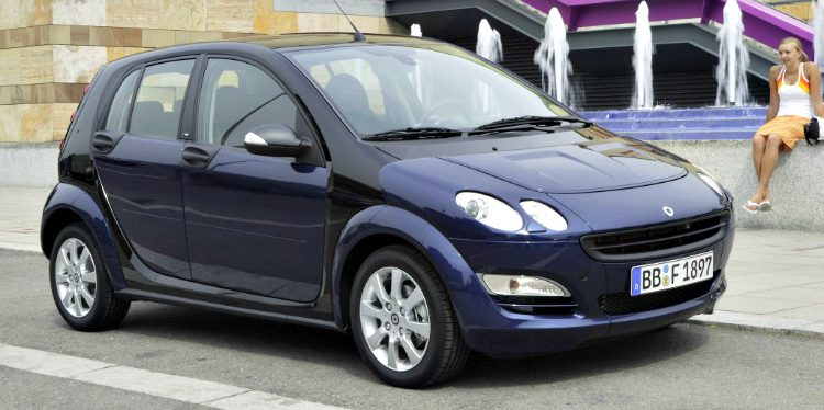 Smart ForFour '04