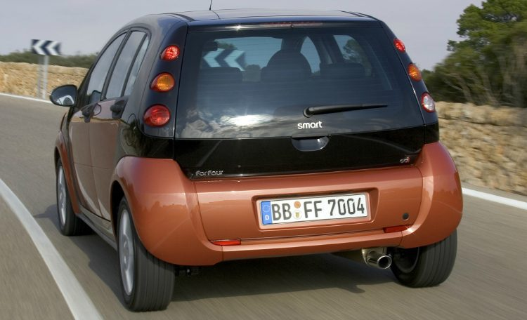 Smartt ForFour CDI '04