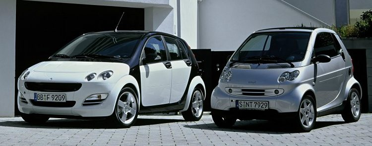 Smart ForFour - ForTwo