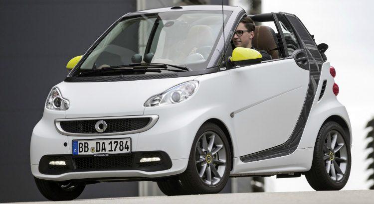 Smart ForTwo Cabrio (A451) '13