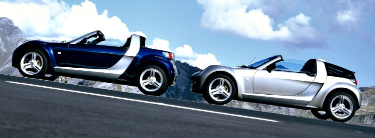 Smart Roadster - Roadster Coupe '03