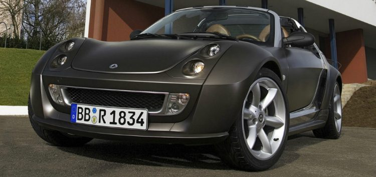 Smart Roadster Collectors Edition (W452) '06