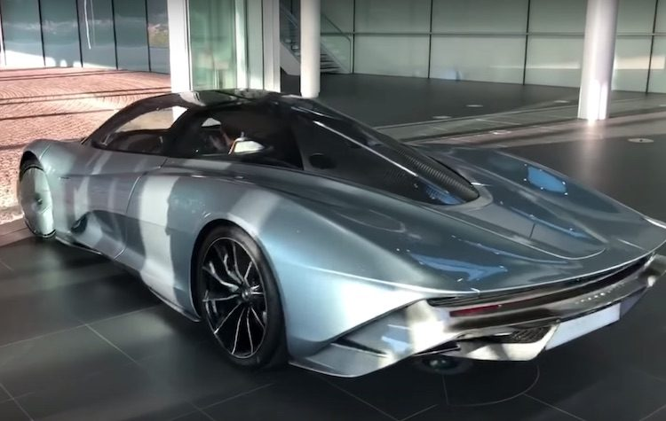Dit is de McLaren Speedtail