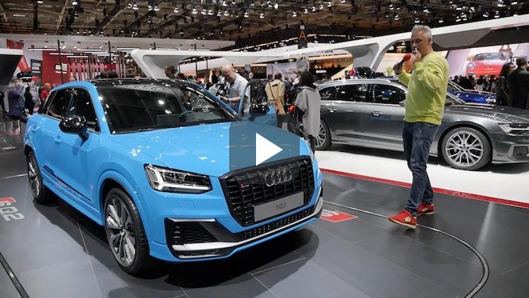 Autoblog video: autoshow Parijs 2018 (deel 7)
