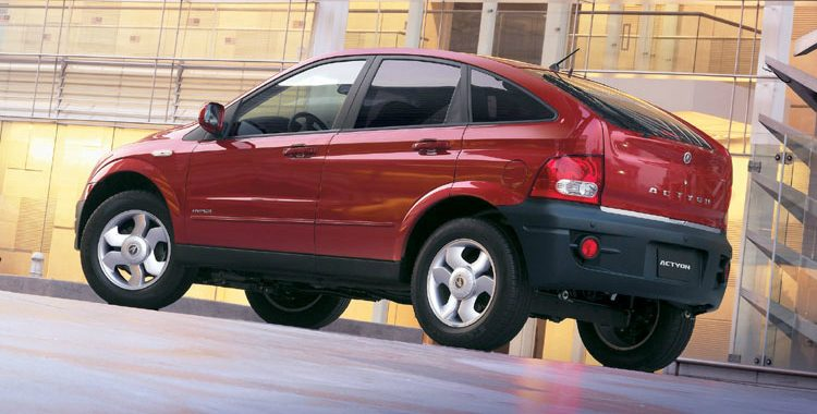 SsangYong Actyon \'05
