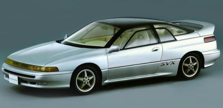 Subaru SVX Concept