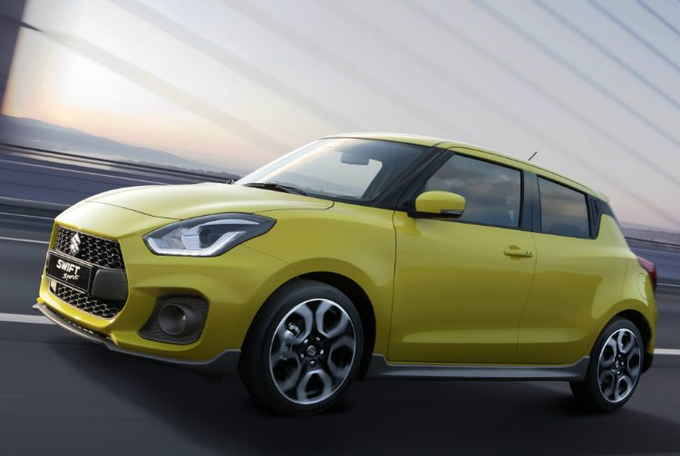 Suzuki Swift Sport '18