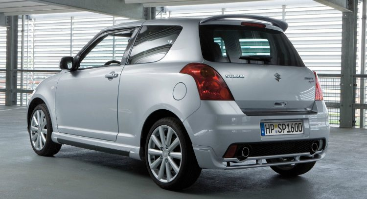 Suzuki Swift Sport '07