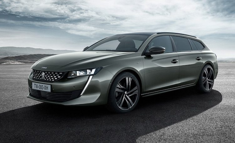 Peugeot 508 SW First Edition: net even wat anders