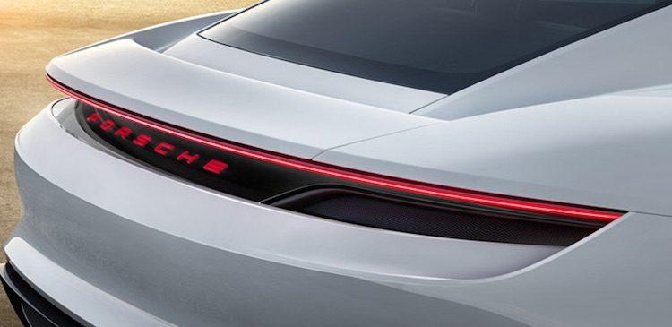 'Porsche komt met Taycan Turbo als topmodel