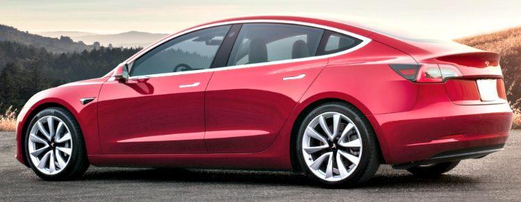 Tesla Model 3 '18