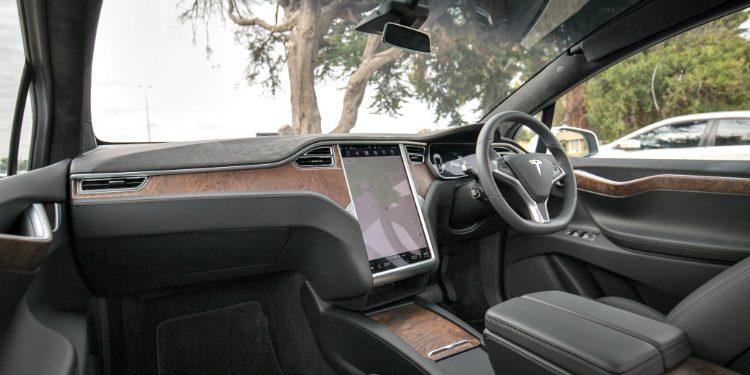 Tesla Model X 75S '19