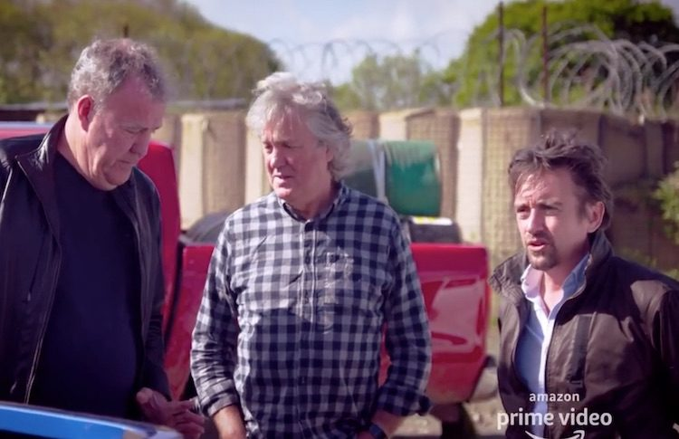 The Grand Tour 4 aangekondigd: alles wordt anders