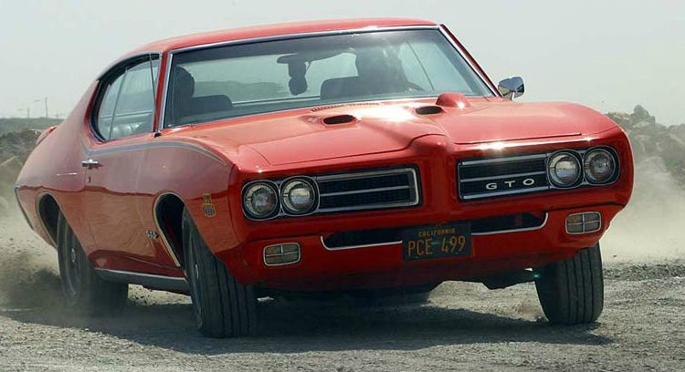 Te Last Ride - Pontiac GTO The Judge