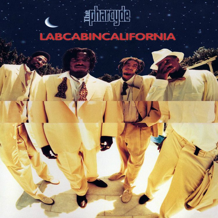 The Pharcyde - Lacabincalifornia '95