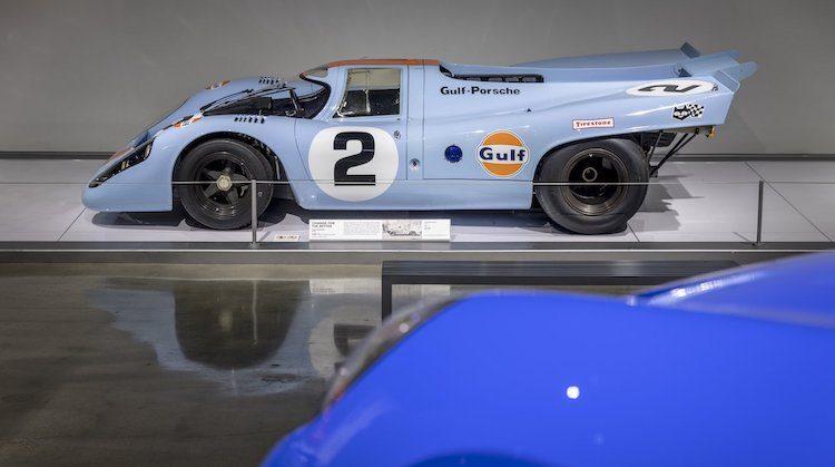 Megagallery: x redenen om deze Porsche-tentoonstelling te bezoeken