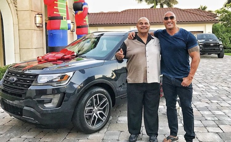 Dit zijn de auto's van Dwayne 'The Rock' Johnson