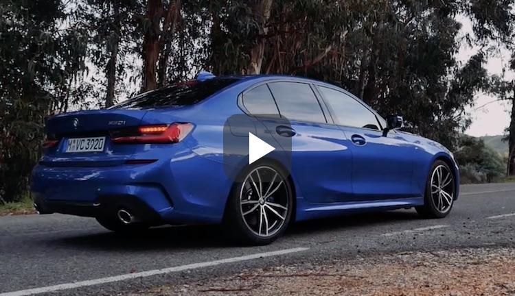 Video: zo accelereert de nieuwe BMW 330i (G20)