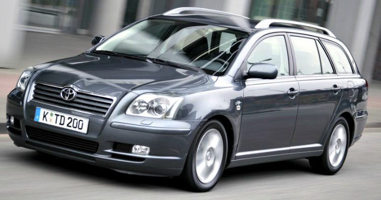 Toyota Avensis Wagon 2.0 Executive (T250) '03