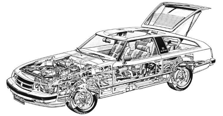 Toyota Celica Supra '79