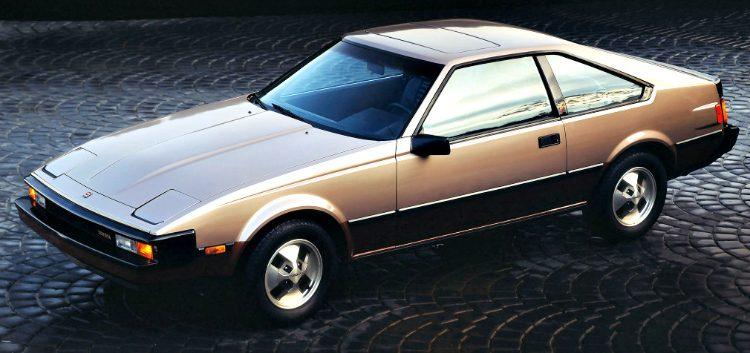 Toyota Supra L-Type '82