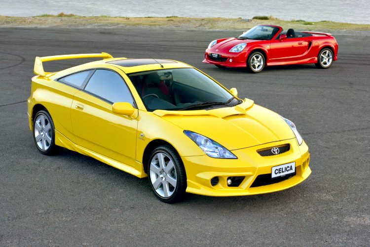 Toyota Celica - MR2
